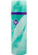 Id Juicy Lube Water Based Lubricant Cool Mint 3.5 Ounce
