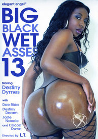 Big Black Wet Asses 13