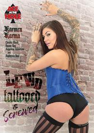 Lewd Tattooed and Screwed