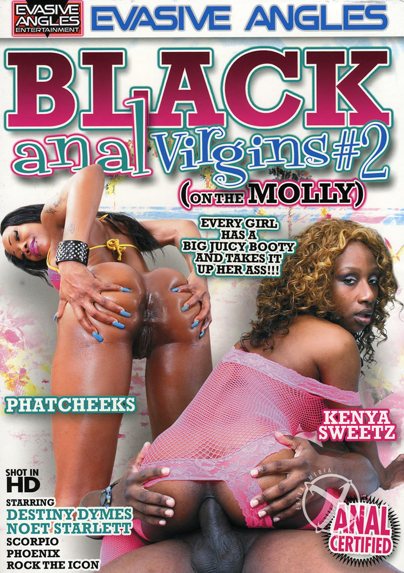 Black Anal Virgins On The Molly 02
